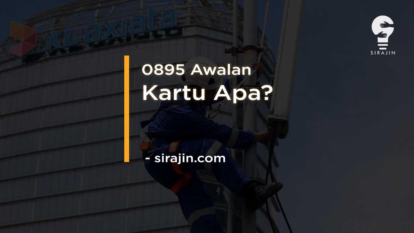 0895 Kartu Apa Kode Awalan Nomor Operator Seluler Indonesia