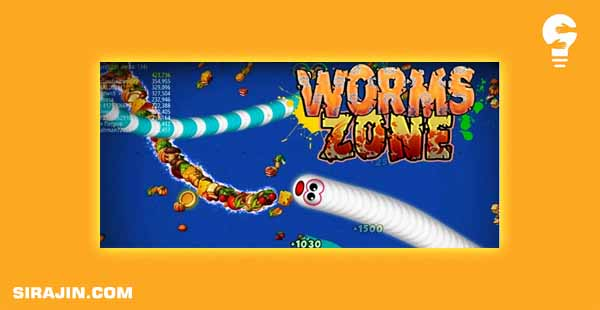 Worms Zone.io - Game Cacing Offline