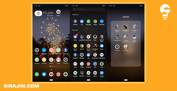 Android 10 Themes Tema Untuk Oppo & Realme