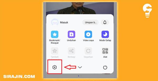 Cara Mematikan Notifikasi Browser Vivo