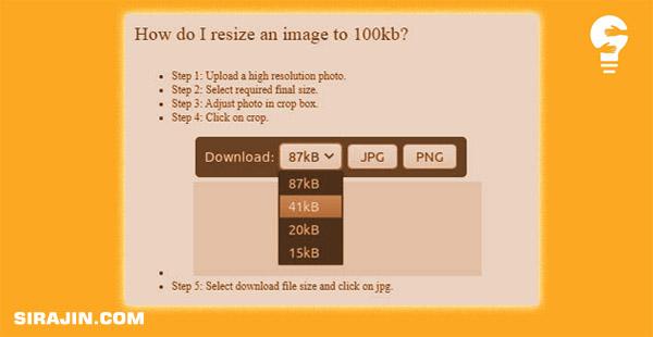 Cara Mengubah Ukuran Foto Menjadi 100kb 200kb Terbaru