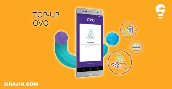 Cara Top Up OVO via ATM BCA, Mandiri, BNI, BRI