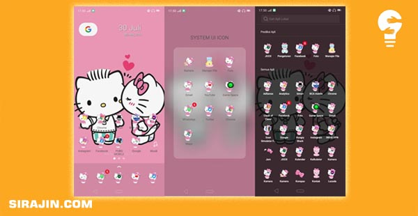 Hello Kitty Theme For Oppo (V3)