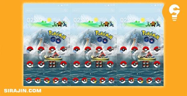 Tema Pokemon Untuk Android