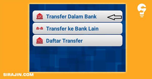 Transfer Uang Ke Sesama BRI