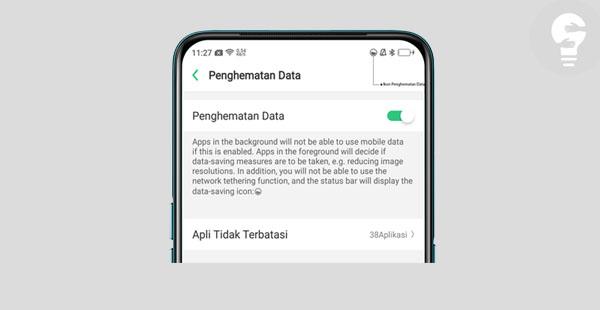 Aktifkan Mode Hemat Data di Oppo & Realme