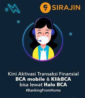 Cara Mengganti no hp M Banking BCA tanpa ke BANK