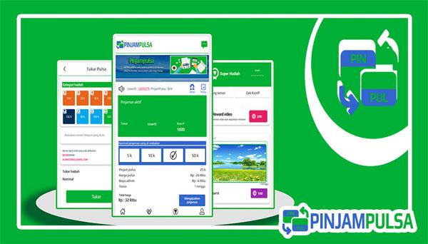 Aplikasi Hutang Pulsa Online