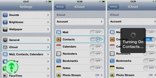 Cara Backup Kontak di iPhone lewat iCloud