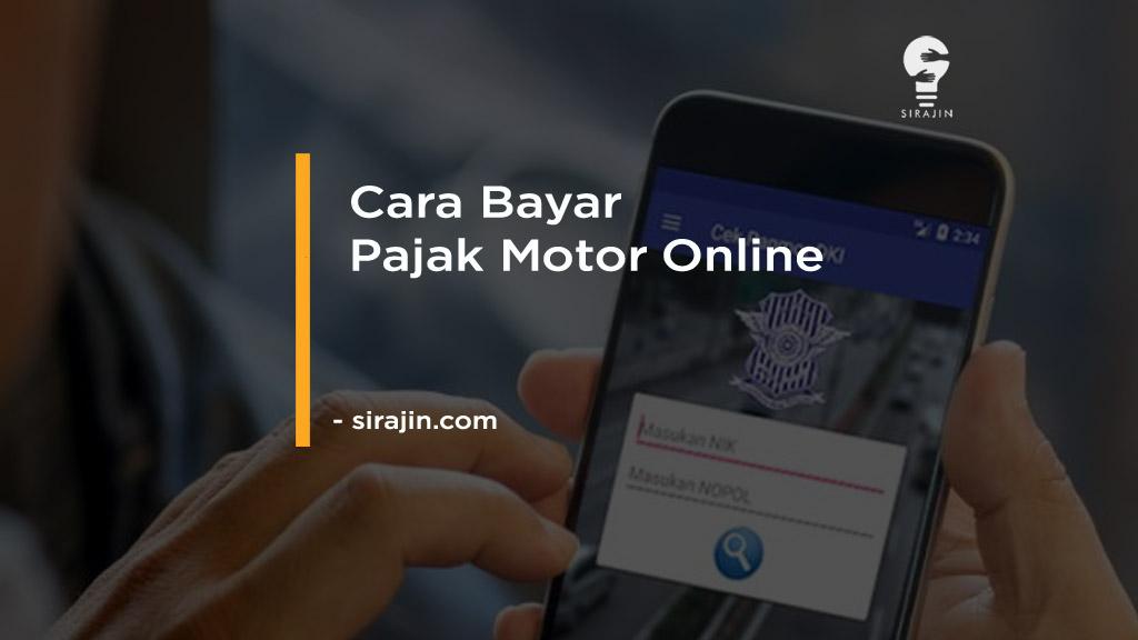 Cara Bayar Pajak Motor di Indomart Online 2021